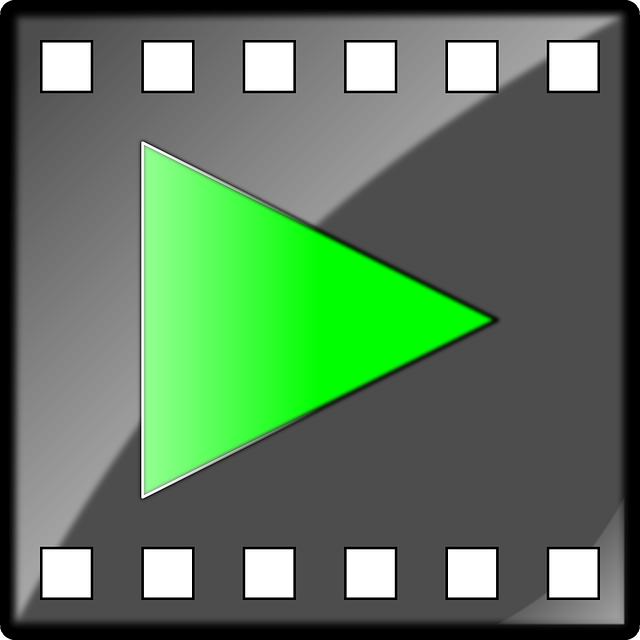 動画のイメージイラスト